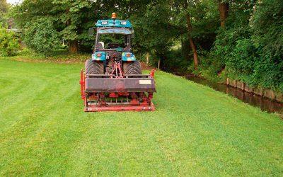 Keuze grasmengsels voor openbaar groen verdient meer aandacht
