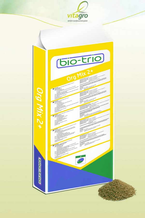 Bio-Trio Bio Org mix 2+