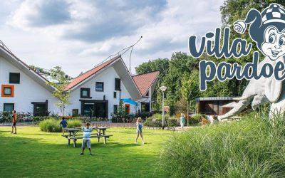 Vitagro steunt Villa Pardoes